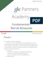 1. Google Partners Academy Conceptos Básicos I