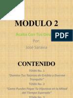 Acaba Con Tus Deudas Modulo 2 PDF