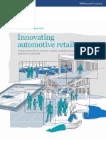 Innovating Automotive Retail