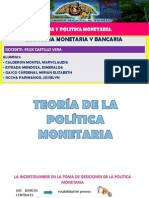 Politica Monetaria Capitulo 6