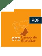 13 Senderos Comarca Campo de Gibraltar