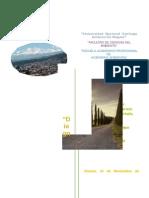 Diagnostico de La Contaminacion Ambiental en La Ciudad de Huaraz