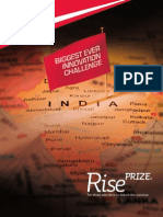 Solar Challenge Rise Prize