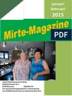 19 Mirte-Magazine Januari-februari 2015