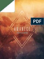 Digital Booklet - Amanece (Deluxe Edition)