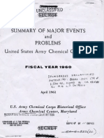 Army Chem Corp 1960