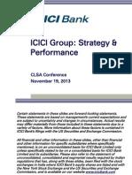 2013 11 CLSA Conference Presentation