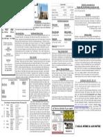 12/28/14 Bulletin