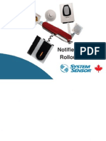 System Sensor Notifier Canada 2013 Rollout