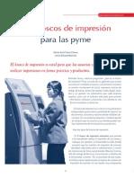 Los Kioscos de Impresion Para Las Pyme