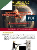 Capacitacion de Perforacion y Voladura-2010
