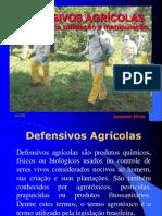 Seguranca Aplicacao de Defensivos Agricolas