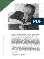 Autobiografia Intelectual Karl Popper PDF