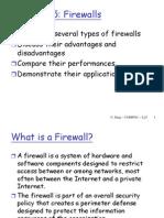 Firewalls (15)