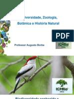 Biodiversidade, Zoologia, Botânica e História Natural - ICMBio - Analista Ambiental - Intensivão (2014) Aula 05