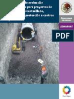 Metodologias de Evaluacion Socioeconomica Sector Agua