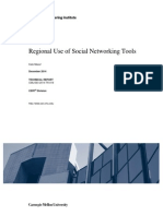 Regional Use of Social Networking Tools