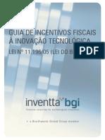 Guia Lei Do Bem-Incentivos Para Inovação