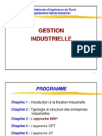 Gestion Industrielle 3