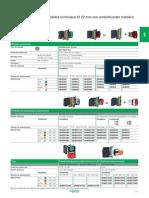 Pulsadores DataSheet