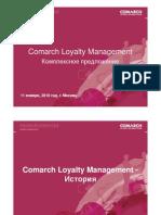 Www.comarch.pl Процессинг программы лояльности
