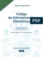 Código de La Administracion Electrónica
