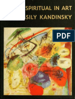 Wassily Kandinsky - On the Spiritual in Art (1946)