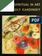 Wassily Kandinsky - On the Spiritual in Art (1946)