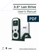 3.5'' Lan Drive USB Rueducommerce