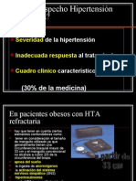 9.FEOCRMOMOCITOMA EHipertension Secundaria