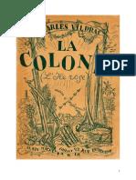 IB Vidrac Charles La colonie Illustrations Edy Legrand  1930.doc