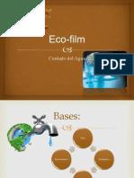 Eco film