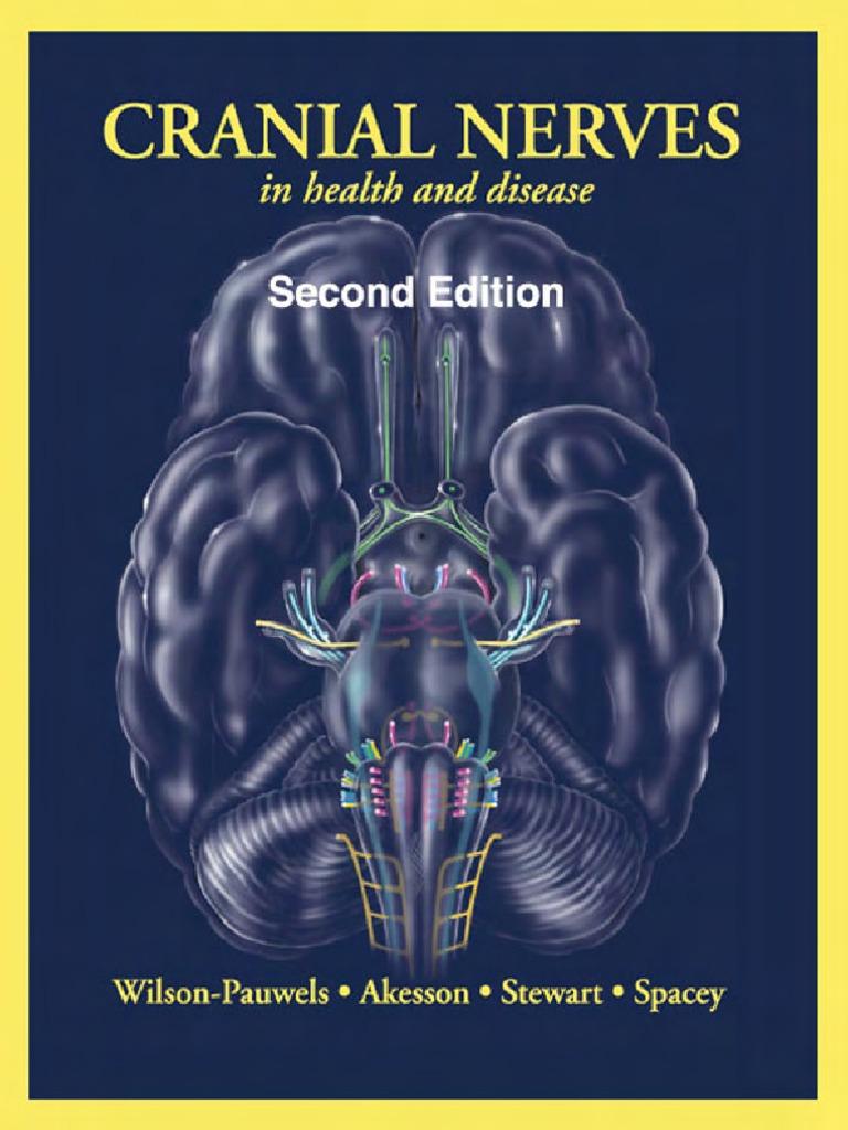 Wilson - Cranial Nerves   Olfactory System   Olfaction