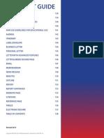 FBLA Format Guide