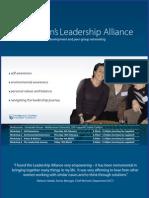 Womens Leadership Alliance Melbourne