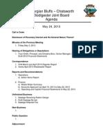 2013 05 24 Agenda Package