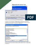 Asistente de Configuración Del Azureus Vuze