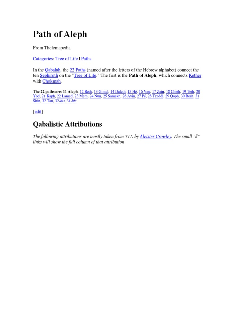 Path of Aleph pdf   Hermetic Qabalah   Astrological Sign