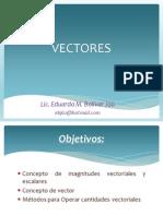 Vectores - Eduardo Bolivar Joo