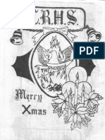 "Charlottetown Rural High School CRHS ""the Phoenix"" December 1982"