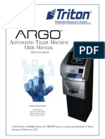 Argo Atm User Manual