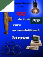 DEMO 100 de Inventii Care Au Revolutionat Lumea de Laudacescu Emanuel