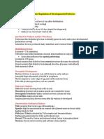 Molecular Regulation of Developmental Pathways.docx