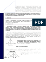 Practica 1. Calibracion de Material Volumetrico