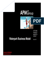 Waterpark Business Model ENGII