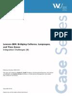 IBM Lenovo Case