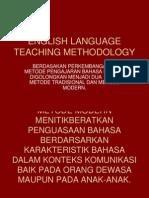 English Luagange Methodology