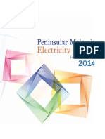 Peninsular Malaysia Electricity Supply Industry Outlook 2014