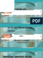 VLSI Fabrikasi IC