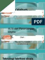 VLSI Fabrikasi IC